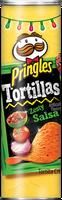 Pringles® Tortillas Zesty Salsa