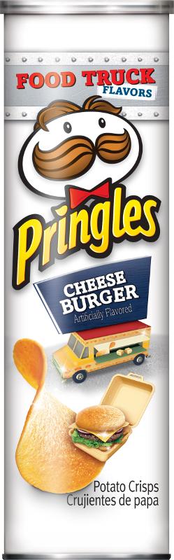 Pringles® Cheeseburger
