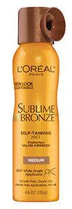 L'Oréal Paris Sublime Bronze™ ProPerfect Salon Airbrush Self-Tanning Mist