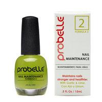 Probelle Nail Maintenance with Garlic & Lime (Formula 2)
