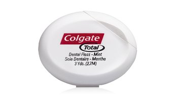 Colgate Fluoride Coated Dental Floss