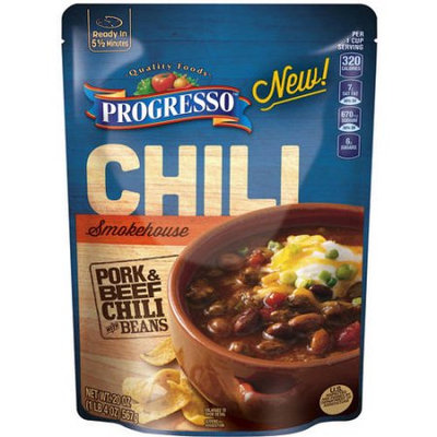 Progresso™ Chili Smokehouse Pork & Beef Chili with Beans