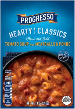 Progresso™ Hearty Classics Classic & Bold Tomato Soup with Meatballs & Penne Soup