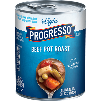 Progresso™ Light Beef Pot Roast Soup