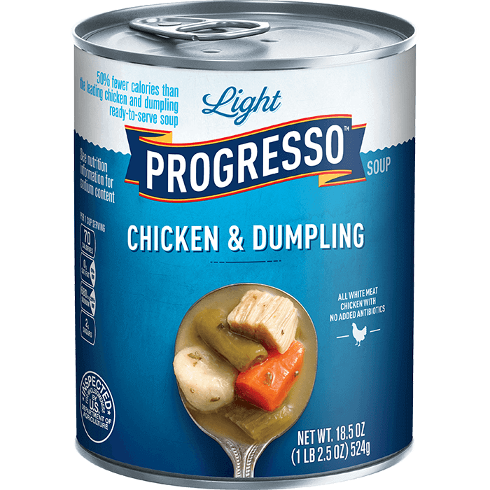 Progresso™ Light Chicken & Dumpling Soup