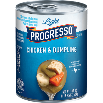 Progresso™ Light Chicken & Dumpling Soup
