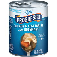 Progresso™ Light Chicken & Vegetables with Rosemary Soup