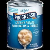 Progresso™ Light Creamy Potato with Bacon & Cheese Soup