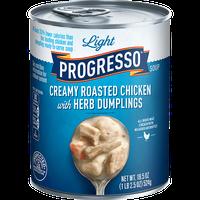 Progresso™ Light Creamy Roasted Chicken with Herb Dumpling Soup