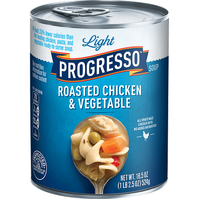 Progresso™ Light Roasted Chicken & Vegetable Soup