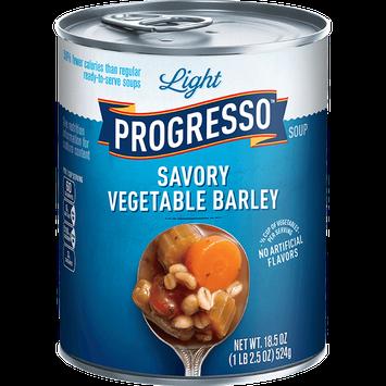 Progresso™ Light Savory Vegetable Barley Soup