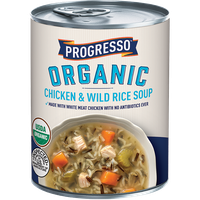 Progresso™ Organic Chicken & Wild Rice Soup