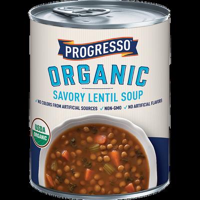 Progresso™ Organic Savory Lentil Soup