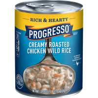 Progresso™ Rich & Hearty Creamy Roasted Chicken Wild Rice Soup