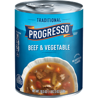 Progresso™ Traditional Beef & Vegetable Soup