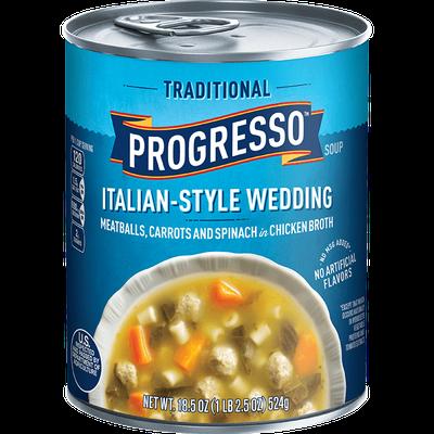 Progresso™ Traditional Italian-Style Wedding Soup