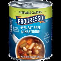 Progresso™ Vegetable Classics Vegetarian 99% Fat Free Minestrone Soup