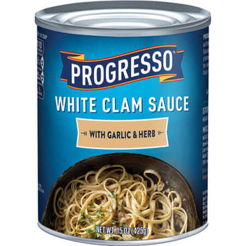 Progresso™ White Clam Sauce with Garlic & Herb