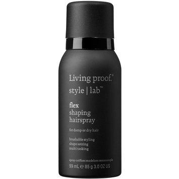 Living Proof Flex Shaping Hairspray & Satin Hair Serum Duo