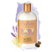 SheaMoisture Manuka Honey & Provence Lavender Baby Shampoo & Bath Milk