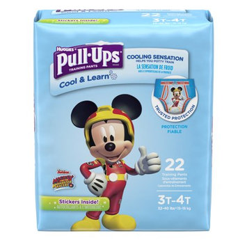 Pull-Ups® Cool & Learn® Training Pants for Boys 3T-4T