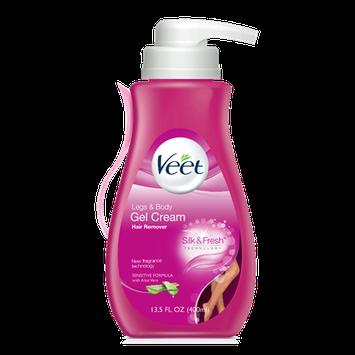 Veet® Fast Acting Gel Cream Hair Remover (Sensitive Formula)