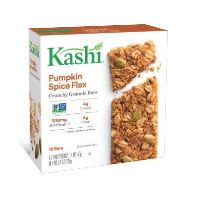 Kashi® Crunchy Granola Bars Pumpkin Spice Flax