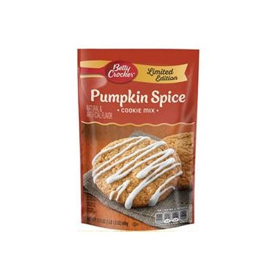 Betty Crocker™ Pumpkin Spice Cookie Mix
