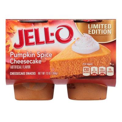 JELL-O Pumpkin Spice Cheesecake Cheesecake Snacks