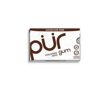 Pur Gum Chocolate Mint