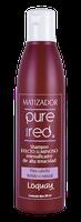 MATIZADOR Pure Red® Premier LOQUAY Color Gloss Shampoo
