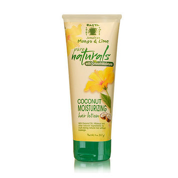 Pure Naturals With Smooth Moisture Coconut Moisturizing Hair Lotion