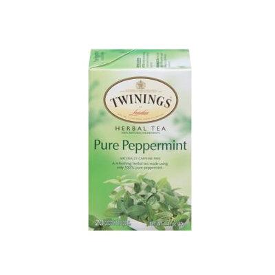 TWININGS® OF London Pure Peppermint Tea Bags