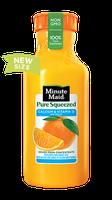Minute Maid® Pure Squeezed No Pulp Orange Juice with Calcium & Vitamin D