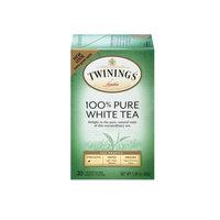 TWININGS® OF London Pure White Tea Bags