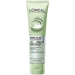 L'Oréal Paris Pure-Clay Purify & Mattify Cleanser