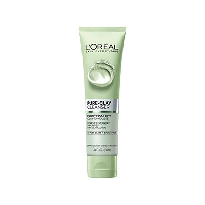 L'Oréal Paris Pure-Clay Purify & Mattify Cleanser