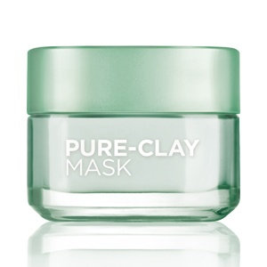 L'Oréal Paris Pure-Clay Purify & Mattify Face Mask