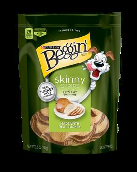 Beggin'® Strips® Skinny Strips With Real Turkey Dog Treats