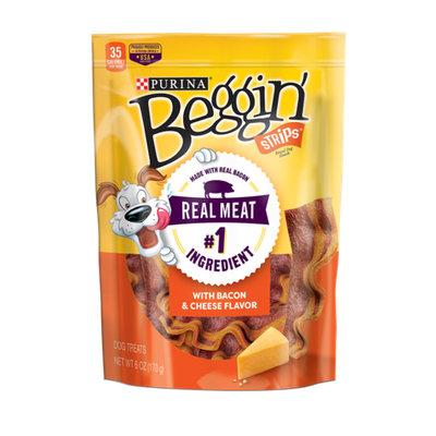 Beggin'®  Strips® Bacon & Cheese Flavors Dog Treats