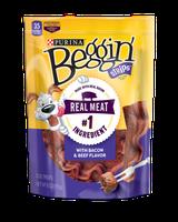 Beggin'® Strips® Bacon & Beef Flavors Dog Treats