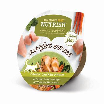 Rachael Ray™ Nutrish® Purrfect Entrees™ Cravin Chicken Dinner™ Recipe