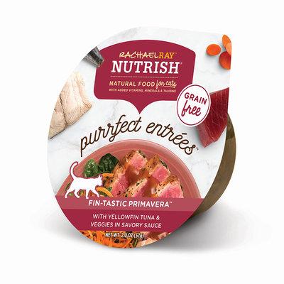 Rachael Ray™ Nutrish® Purrfect Entrees™ Fin-Tastic Primavera™ Recipe