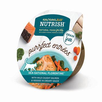 Rachael Ray™ Nutrish® Purrfect Entrees™ Sea-Sational Florentine™ Recipe