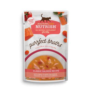 Rachael Ray™ Nutrish® Purrfect Broths™ Classic Salmon Recipe