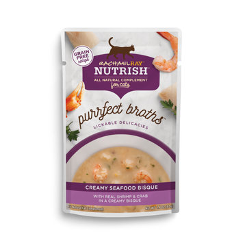 Rachael Ray™ Nutrish® Purrfect Broths™ Creamy Seafood Bisque
