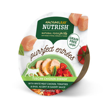 Rachael Ray™ Nutrish® Purrfect Entrées™ Tuscan Chicken Dinner™