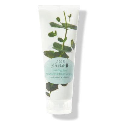 100% Pure Eucalyptus Nourishing Body Cream