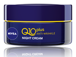 NIVEA Q10 Plus Anti Wrinkle Night Face Cream