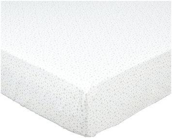 Dwellstudio Fitted Crib Sheet - Stars